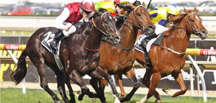 Demerit Filly Makes Two for Two
