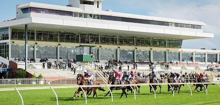 Ben Armstrong's Look At Belmont Park