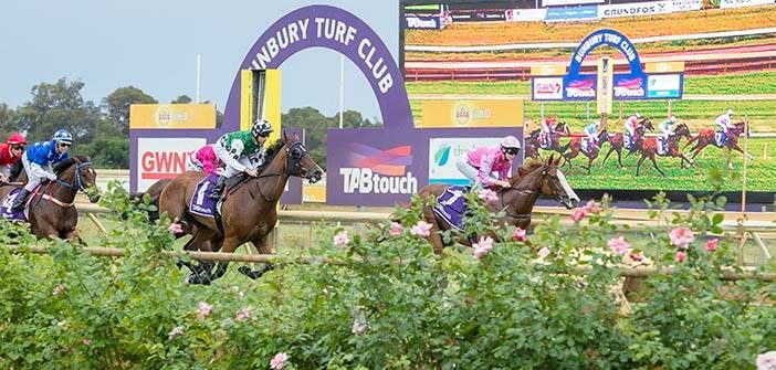 Ben Armstrong's Look At Bunbury Stakes Day