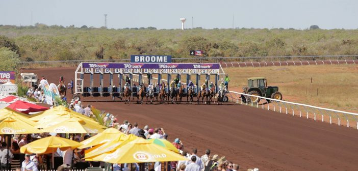 Chris Blackwell's Weekend Value – Broome Cup Day