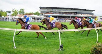 Riches To Win At First Westspeed Platinum Race Day