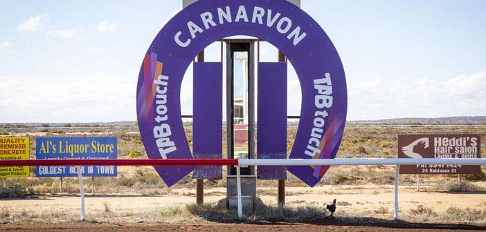 Chris Blackwell's Weekend Value – Carnarvon